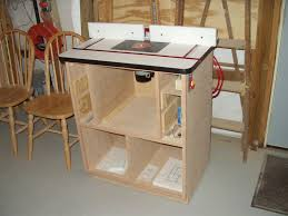 router table plans router tables for your work home furniture