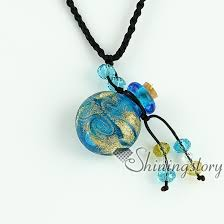 ashes necklace essential diffuser necklaces aromatherapy pendants