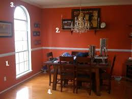 Burnt Orange Dining Room Large And Beautiful Photos Photo To - Burnt orange dining room