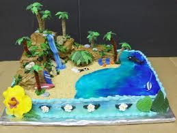 beach cakes by jen