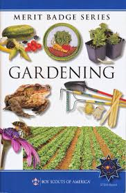 Cooking Merit Badge Worksheet Gardening Merit Badge The Best Badge In The World