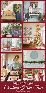 2014 christmas home decor tour atta girl says 2014 christmas home decor and tour at attagirlsays com