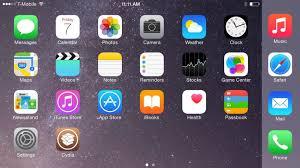 get the iphone 6 plus u0027 resolution u0026 home screen landscape mode on