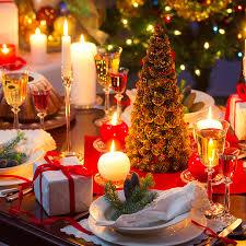 for christmas 7 tips for christmas table flower arrangements