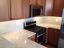 Glass Backsplash Tile Ideas For Kitchen Glass Circle Tile Backsplash Picture Glass Tile Backsplash In