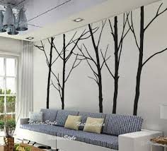 Tree Wall Decor For Nursery Free Shipping Wall Decal Trees Wall Decor Nursery Vinyl Wall
