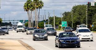 driving too slow in florida could get ticket and fine the