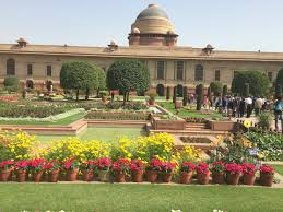 Best Public Gardens by When Best To Visit Mughal Gardens Rastrapati Bhawan A Few Good