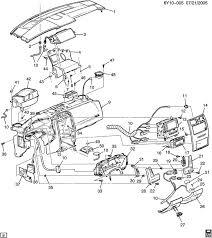 2011 cadillac xlr 2004 2013 cadillac xlr corvette solstice instrument panel door