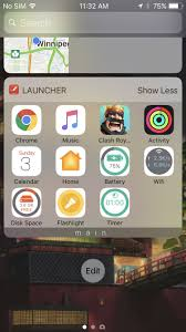 iphone 6 launcher for android how to make your iphone look like android imore