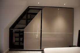 Fitted Bedroom Furniture Diy Sloping Ceilings Wardrobes