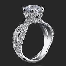 best wedding rings brands some of the most designer engagement rings pink diamond