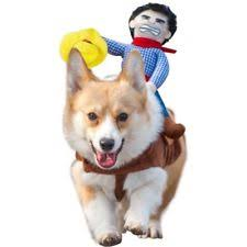 Funny Dog Costumes Halloween Nacoco Cowboy Rider Dog Costume Dogs Clothes Knight Style