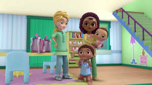 disney preschooler animation u0027doc mcstuffins u0027 features family