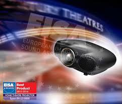 best home theater projectors 2015 eisa 2015 2016 awards eisa awards