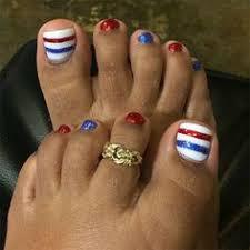 coral pink u2013 gold glitter u2013 rhinestones u2013 toe nail design nail