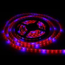 red and blue led grow lights 5pcs grow led strip smd5050 red blue led grow lights grow tent 72w