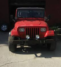 93 jeep wrangler 91 jeep wrangler yj 5 speed manual 4 cyl project top