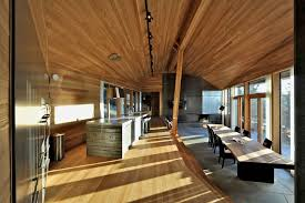 kitchen the secret of modern log home interior design winsome