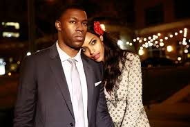 comment cuisiner les l umes supermodel quiana grant and dr pinkney s engagement