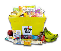 monthly fruit delivery snack healthier pit shop