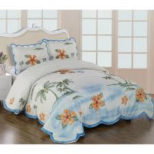 Bedroom Set Green Or Blue Bedroom White Bed Cover With Green And Blue Flip Flop