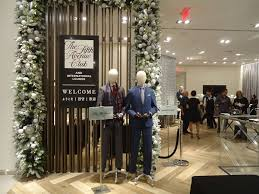 saks fifth avenue offers a guys out for who to shop