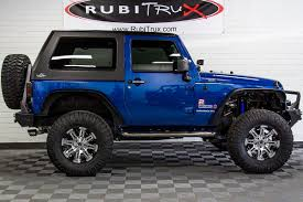 jeep wrangler unlimited sport blue pre owned 2010 jeep wrangler sport blue