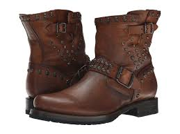 short moto boots frye veronica stud moto short at 6pm