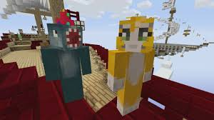 Stampy And Squid Adventure Maps Minecraft Xbox Air Ship Battle Royal Squid U0026 Stampy Vs Choo