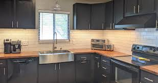 black kitchen cabinets images blue to black kitchen cabinets projects by at menards