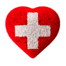 Flag Red With White Cross Feature This Is What Irish People Can Do To Help People Living In