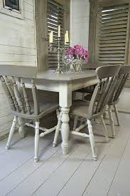 White Dining Room Table Set Distressed White Dining Table Painted Dining Room Tables Best