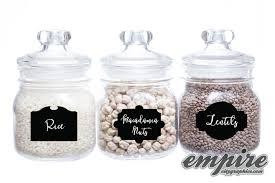 kitchen canister labels chalkboard labels labels for jars jar labels kitchen