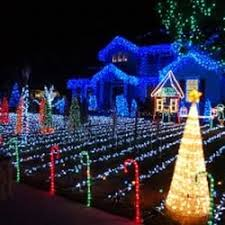 christmas light show packages christmas lights at sooy lane local flavor 612 sooy ln absecon