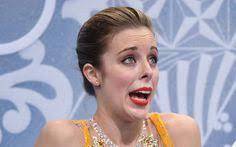 Ashley Wagner Meme - ashley wagner s angry face inspires olympics meme ashley wagner