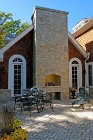 Eldorado Outdoor Fireplace by Fabulous Stone Outdoor Fireplace With Covered Patio Eldorado