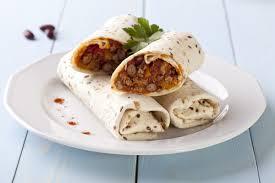 recette de cuisine mexicaine facile recette du mexique burritos aux haricots sautés