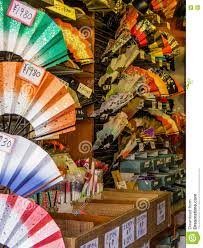 japanese fans for sale japanese fans stock photo image 71690219