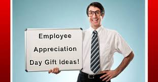 employee appreciation day gift ideas for large companies 2016