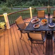 trex post cap lights aspen rail light by highpoint deck lighting 55 99 abby s house