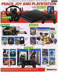 black friday ps4 what u0027s on sale at gamestop this black friday the nerd stash