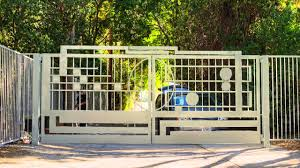 Iron Home Mulholland Security Iron Double Swing Gate Los Angeles 1 800