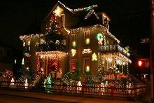 christmas lights in south jersey new york city holiday seasonal sightseeing tours