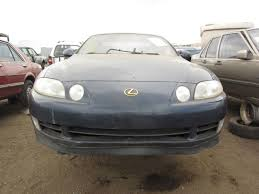 lexus sc400 tuned junkyard find 1994 lexus sc400 the truth about cars