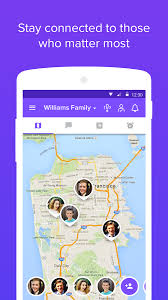 life360 android family focused social network life360 acquires messenger