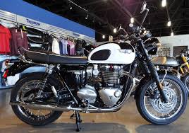 new 2017 triumph bonneville t120 motorcycles in san bernardino ca