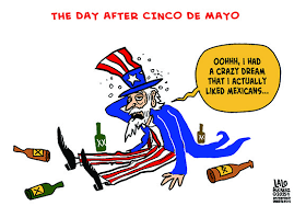cartoon cinco de mayo cartoon cinco de mayo hangover