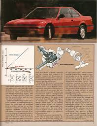 vwvortex com the archive 1988 honda prelude si 4ws