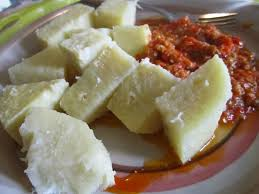 cuisine ivoirienne et africaine cuisine de carole akpessi d igname